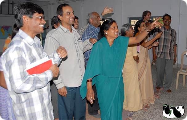 Egy felszabadító és örömteli heuréka-élmény a BOCS egyik indiai képzésén...